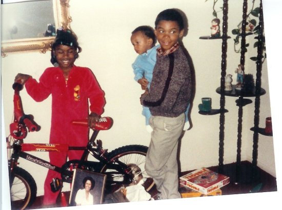 Me and my brothers