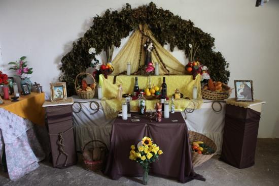 San Antony Altar | Altar for  Legba | Curacao